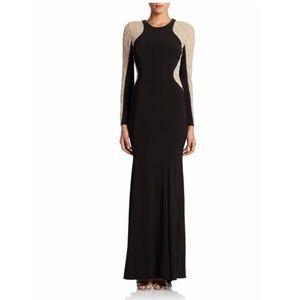 Gorgeous formal black dress